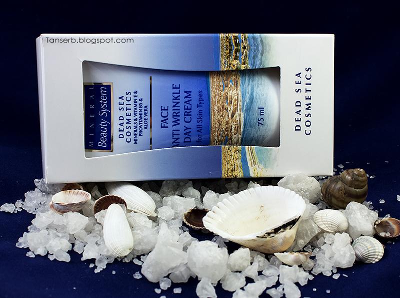 Дневной крем для лица Mineral Beauty System Face Anti Wrinkle Day Cream