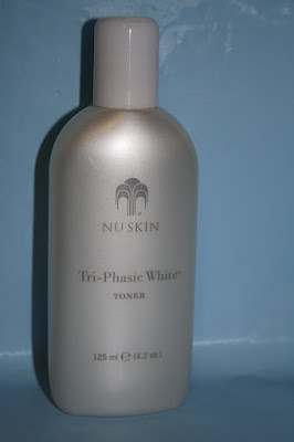 Nuskin Triphasic White Toner