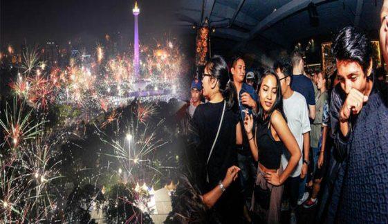 4 Maksiat yang Biasa Dilakukan Saat Malam Tahun Baru