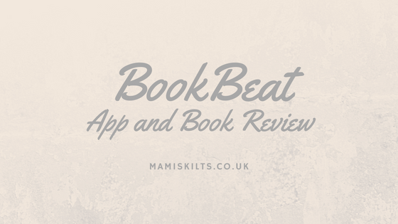 BookBeat audiobooks app and book review