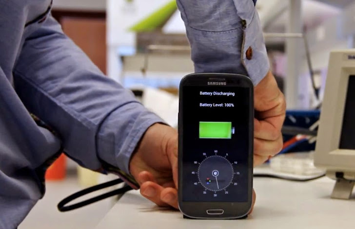 Mobile Charger That Can Power-Up Your Smartphone in 30 Seconds