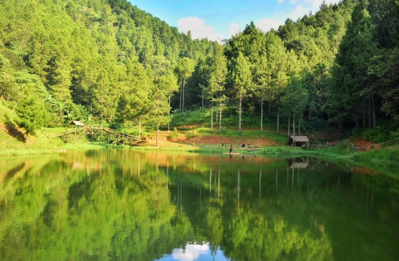 Harga Tiket Masuk Wisata Situ Wulukut di Kuningan | Wisata Tempatku