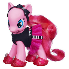 My Little Pony Pink and Fabulous Fashion Style Pinkie Pie Brushable Pony