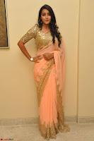 Bhanu Shri looks stunning in Beig Saree choli at Kalamandir Foundation 7th anniversary Celebrations ~  Actress Galleries 012.JPG