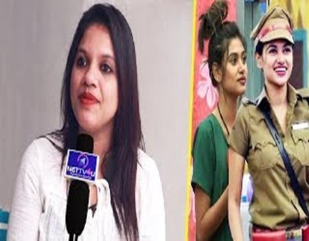 Real Voice Behind Oviya Dubbing Artist Uma Maheshwari Interview