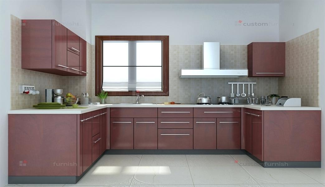 New 100 Modular Kitchen Designs Cabinets Colors Accessories 2019 Catalogue