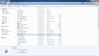 File penting SP Flashtool versi 5
