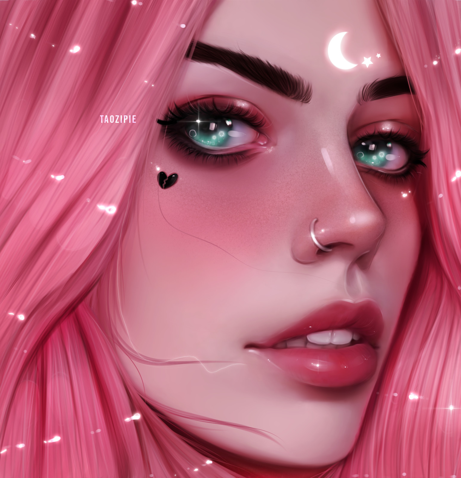 Digital Art by Olivia Derivas(taozipie)