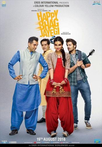 Happy Bhag Jayegi 2016 Hindi Movie Download
