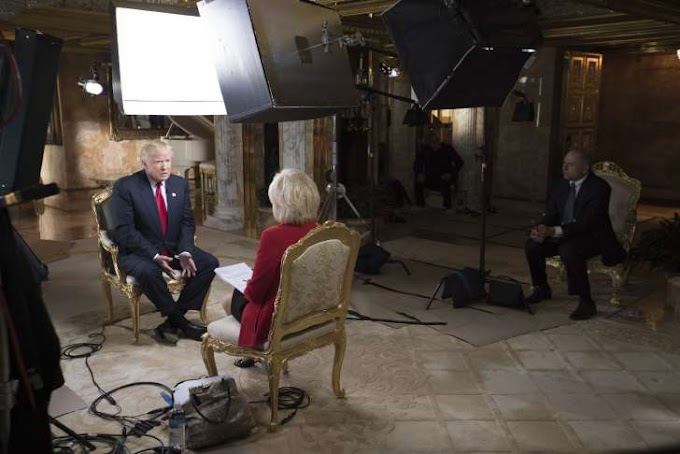 "Trump hedges on some campaign promises on ""60 Minutes"""
