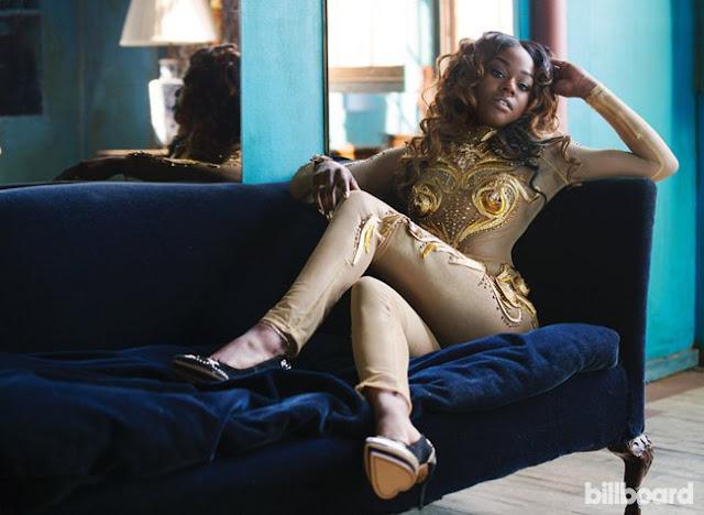 """Azealia Banks confiesa que es un personaje creado para hacer dinero: """"No quiero ser más rapera""""."""