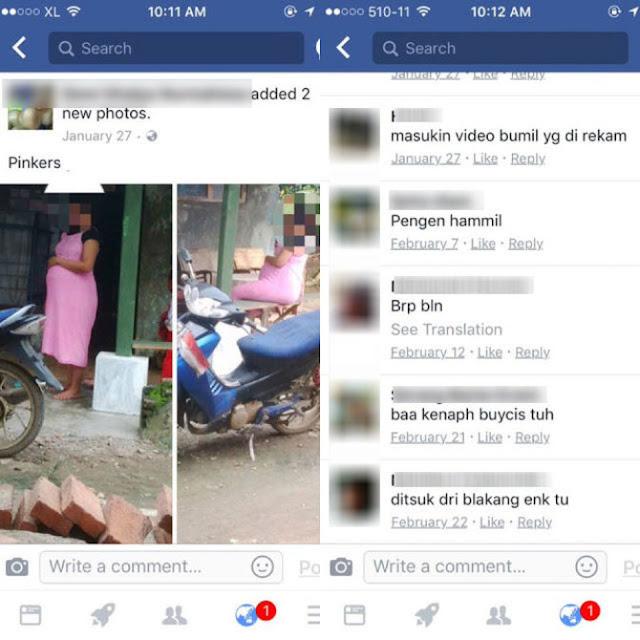 Waspadai Modus Baru Kejahatan Seksual Ibu Hamil Jangan Sembarangan Posting Foto di Sosmed