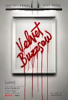 Velvet Buzzsaw - Poster & Trailer