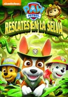 La Patrulla Canina: Rescates en la Selva (2018) DVDRip Español