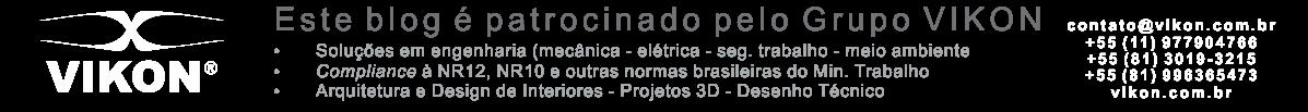 Informe Vagas Brasil - Vikon Engenharia Compliance to NR12 Brazil Standards