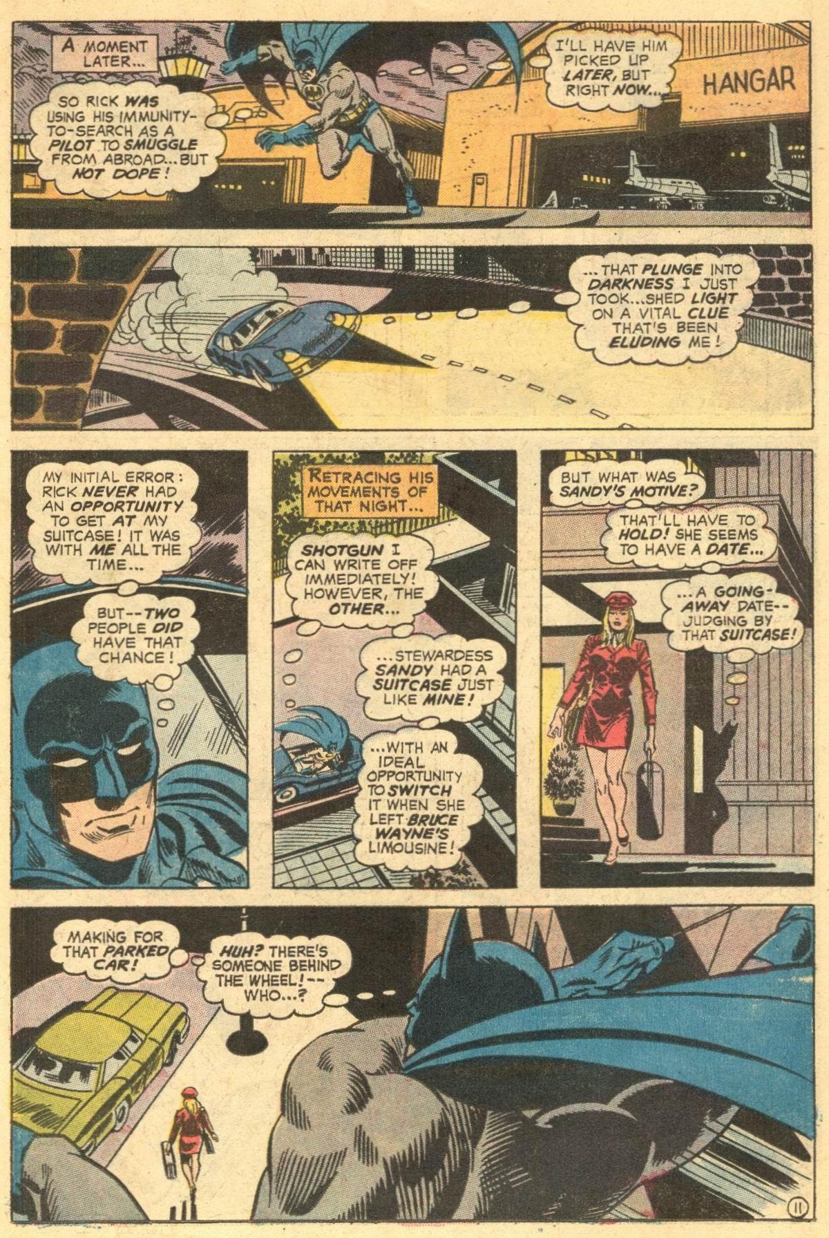 Detective Comics (1937) 436 Page 11