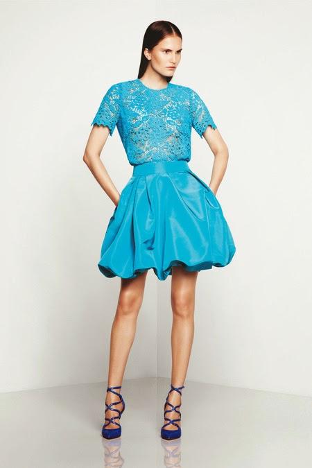 d2bb83108 Las faldas abullonadas están especialmente aconsejadas para aquellas de  vosotras cuya tipología corporal sea un triángulo invertido