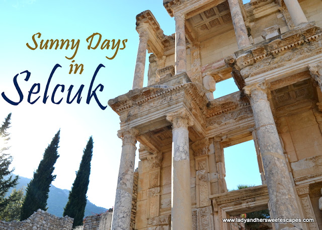 Ephesus and Selcuk itinerary