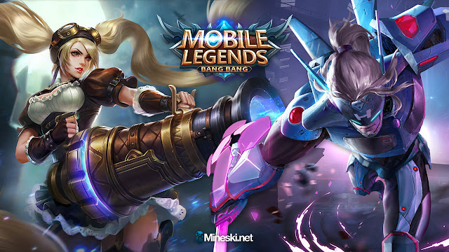 Mobile Legends: Bang bang APK - Phiên bản hack game Mobile Legends 2018