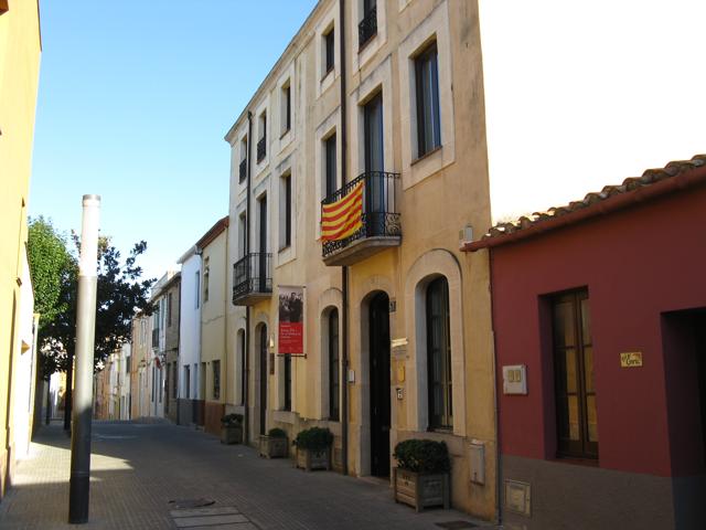 Casa nadiua de Josep Pla