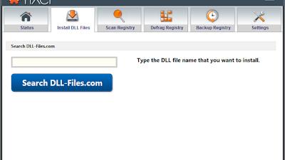Mengatasi File .dll Missing
