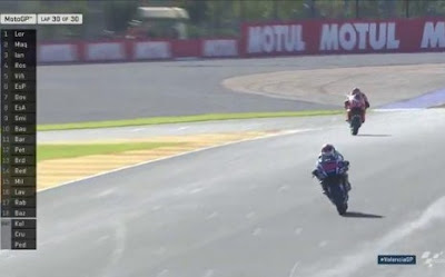 Sempurna! Lorenzo - Yamaha Tutup Balapan Perpisahan dengan Kemenangan