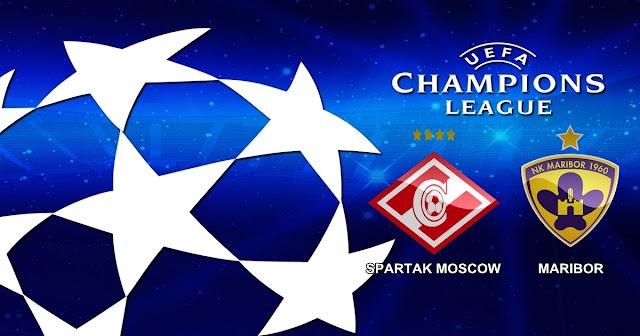 Prediksi Spartak Moskow vs Maribor 22 November 2017
