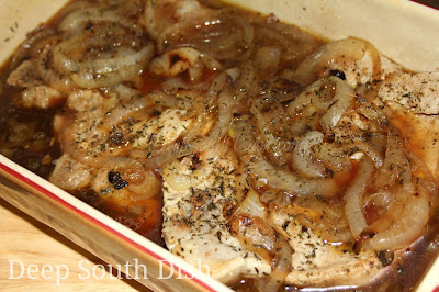 Easy baked pork chop recipes boneless