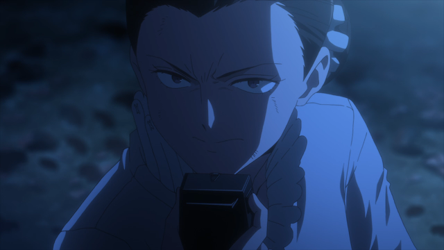 الحلقة الثانية عشر من Yakusoku no Neverland مترجمة (الأخيرة)