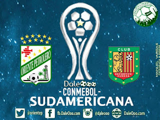 Oriente Petrolero - Copa Conmebol Sudamericana - Oriente Petrolero vs Deportivo Cuenca - DaleOoo.com