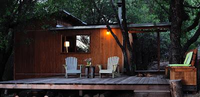 the old yosemite cabin