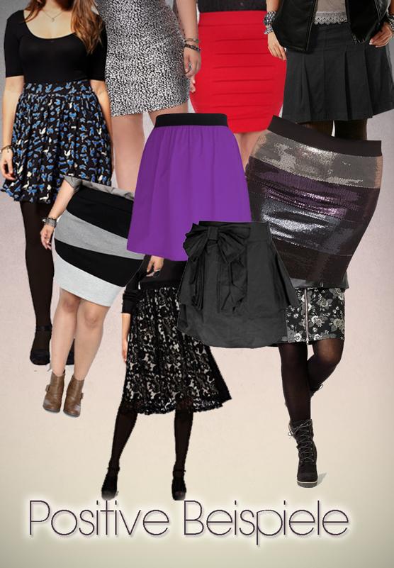 liebe extra kurze röcke