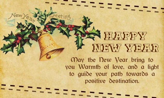 Awesome New Year Greetings