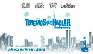 TENEMOS QUE HABLAR (Stand Up Comedy)