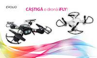 Castiga o drona Evolio iFly