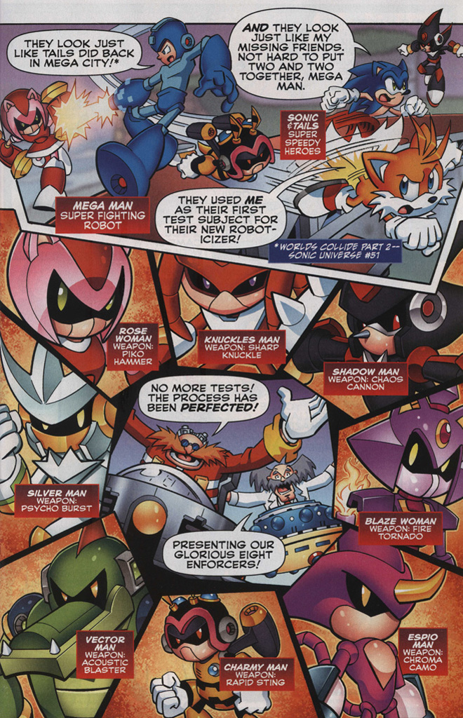 Read online Sonic The Hedgehog comic -  Issue #249 - 5
