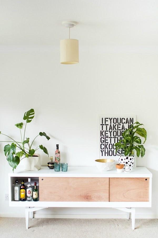 Dos opciones para pintar muebles laminados decoraci n - Pintar muebles laminados ...