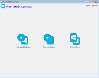 WinToHDD Enterprise 2.2 Beta Multilingual Full Patch