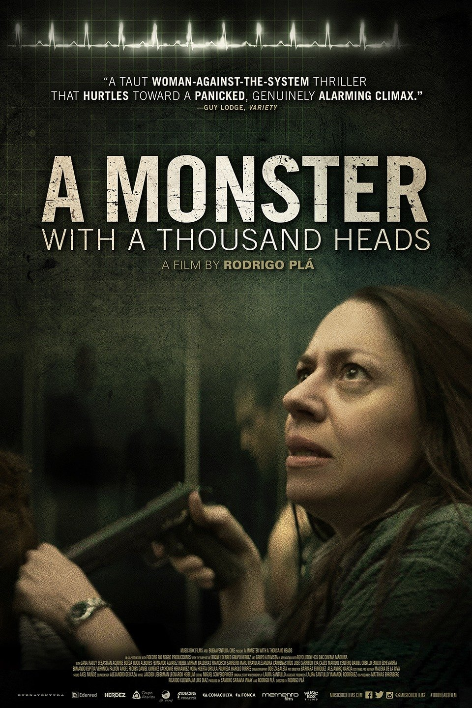 A Monster With a Thousand Heads (Un monstruo de mil cabezas)  2016 Full Movie Download