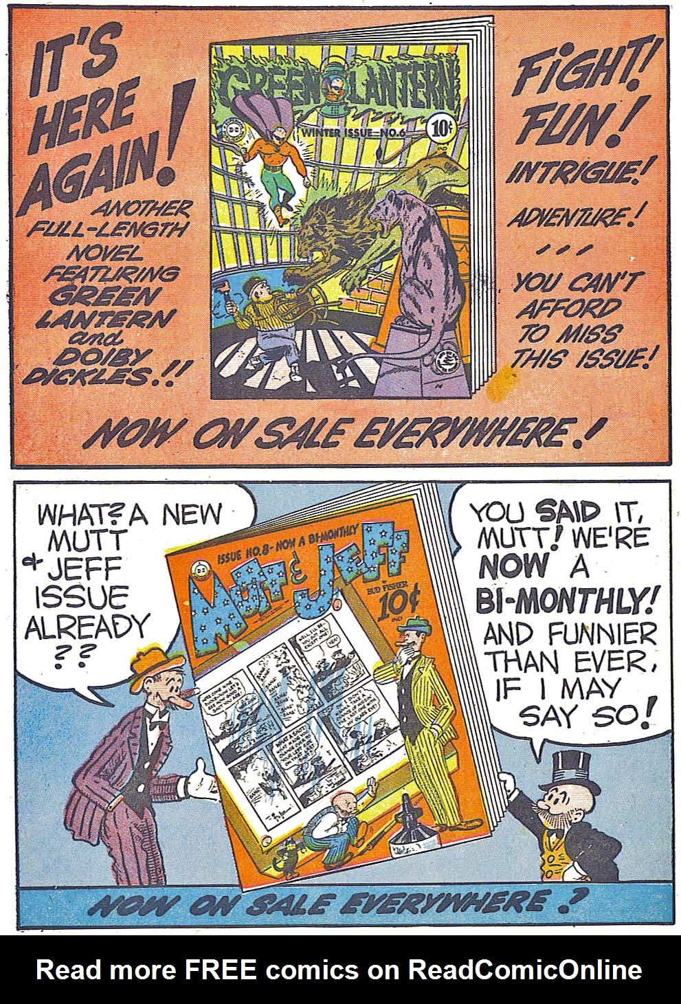 Read online All-American Comics (1939) comic -  Issue #49 - 16
