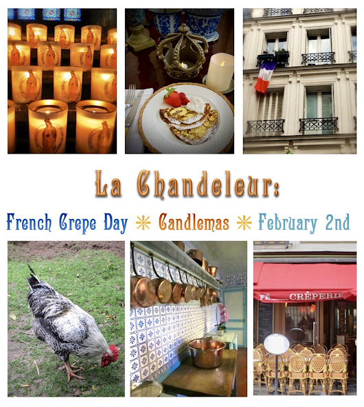 La Chandeleur: French Crepe Day