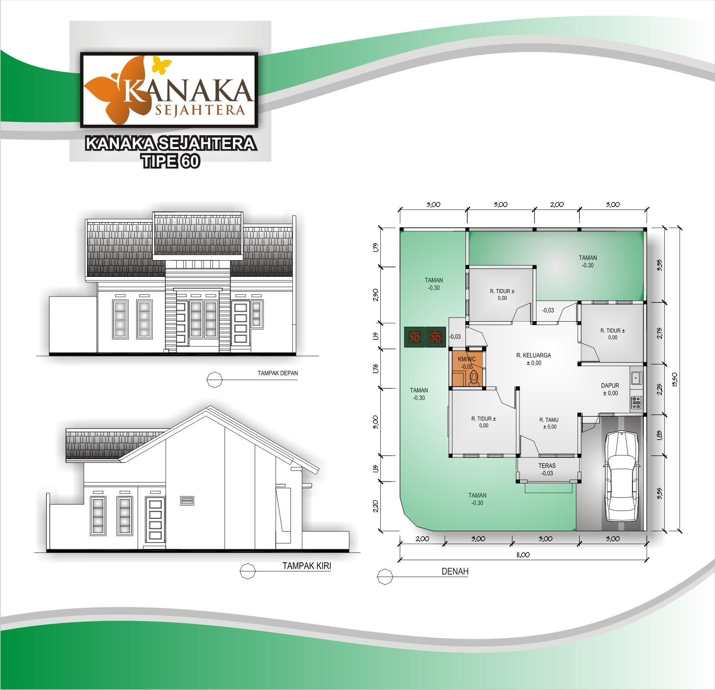 Foto Download Denah Rumah Cdr