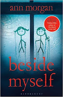 Beside Myself by Ann Morgan book cover