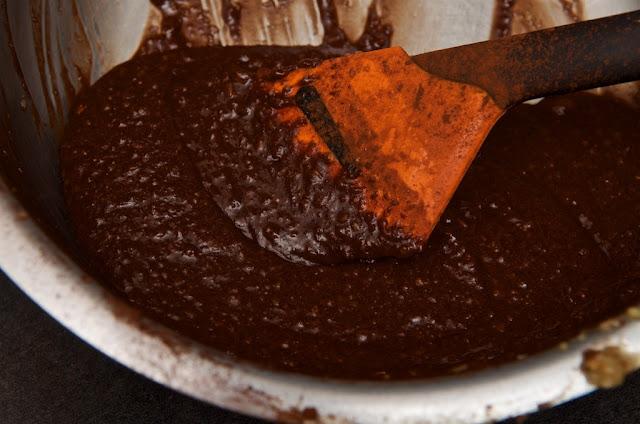 Namandier - cook -cake - cooking - cuisine - gâteau - amandes -  dessert - marbré - cacao - namandier