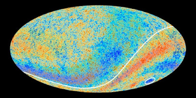 "Big Bang proponents are upset by a cosmic something that they have called the ""Axis of Evil"" because they cannot explain it."