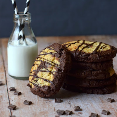 Cookie recipe great for using up two egg yolks