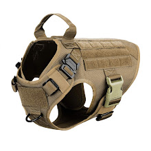 MOVE: Tactical Dog Harness