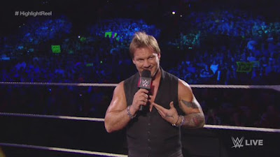 Chris Jericho, WWE, Payback, Highlight Reel