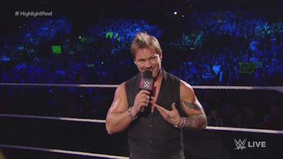 Chris Jericho, WWE, Payback, Highlight Reel