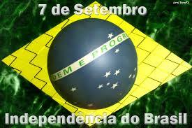 Brasil comemora 193 anos de Independência, nesta segunda - feira